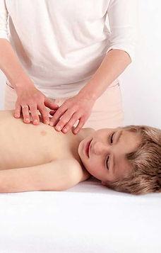 Ostéopathe pour enfants Chatenay-Malabry