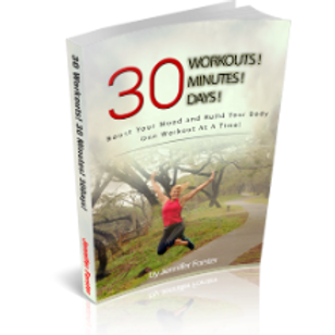 eBook 30 Workouts | 30 Minutes | 30 Days