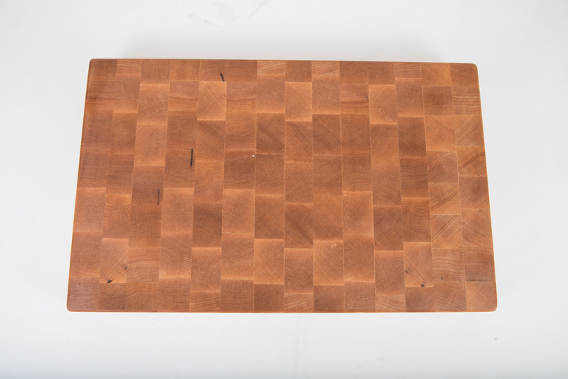 End Grain Maple Cleveland Cutting Board