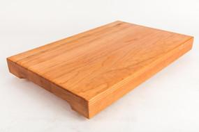 Cherry Edge Grain Cleveland Cutting Board