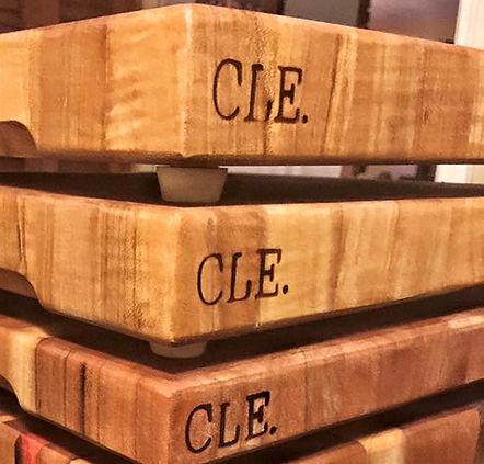 Cleveland Cutting Boards