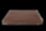 Walnut Edge Grain Cutting Board