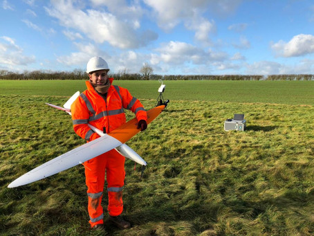 Everything you need to know about surveying with drones