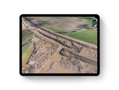How to improve earthwork estimates with drone data