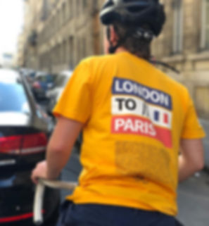 London to Paris Charity Cycle
