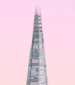 High rise building th shard