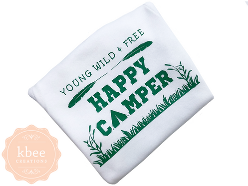 Happy Camper Bodysuit
