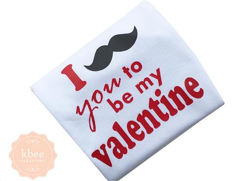 Valentine's One-piece/Shirt