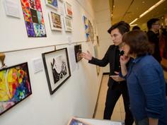 2019 VA Exhibition: When we approach art