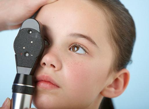 Η σημασία της πρώιμης διάγνωσης της αμβλυωπίας (τεμπέλικο μάτι) στα παιδιά.
