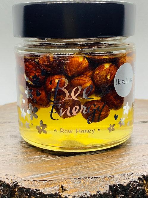 Hazelnuts Honey 300G