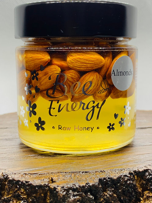 Almonds Honey 300G