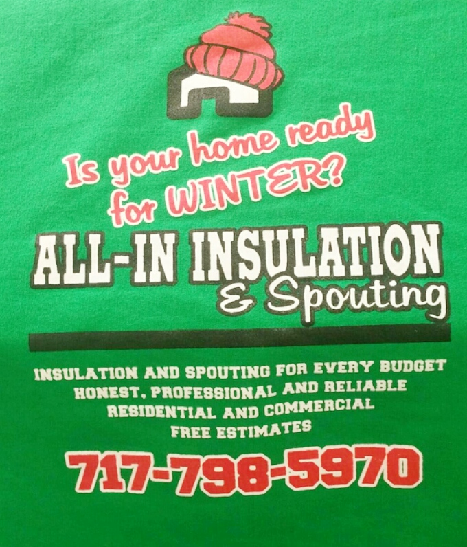 Insulation and spouting services PA