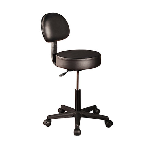 Mt Backrest Massage Stool