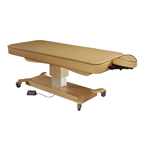 MaxKing Comfort Power Lift Stationary Electric Massage Table