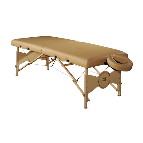 mt midas standard s30 full size portable massage table package - Massage Tables