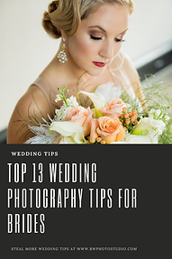 13 WEDDING PHOTOGRAPHY TIPS FOR BRIDES2.
