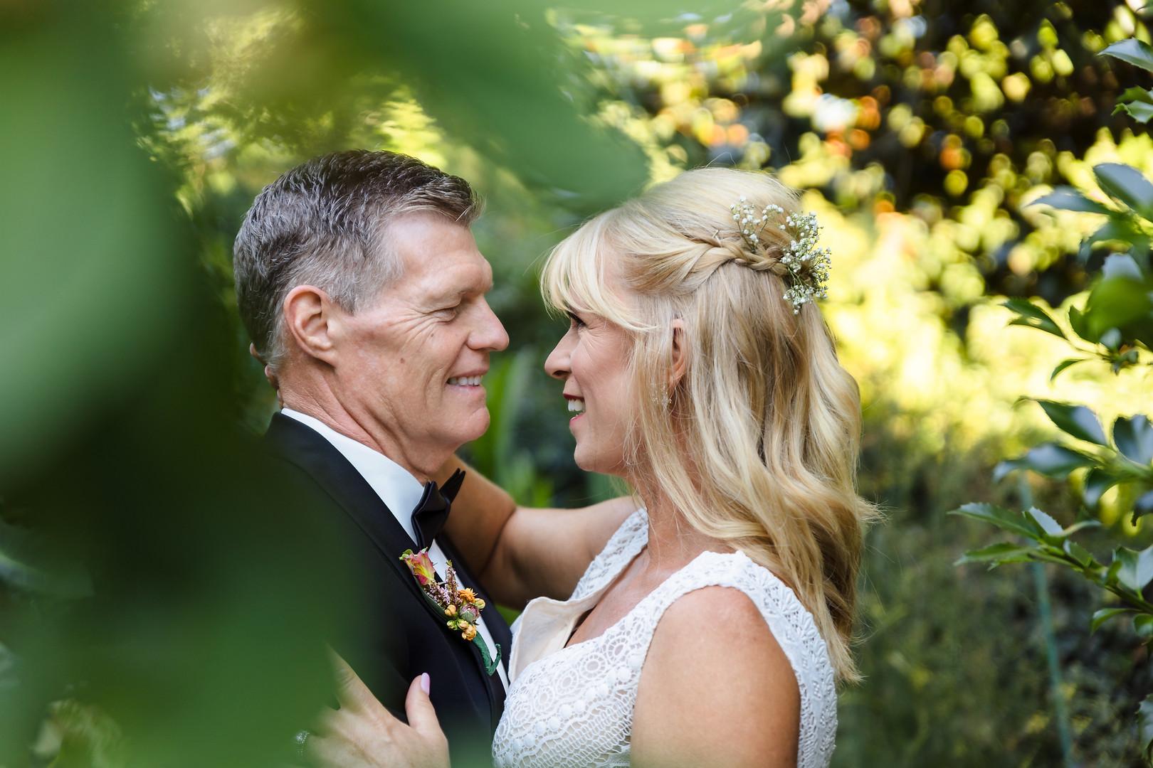 Howard Wedding - Bride Groom Portriats -