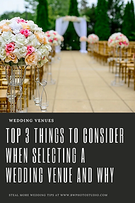 Top 3 Things to Consider When Selecting