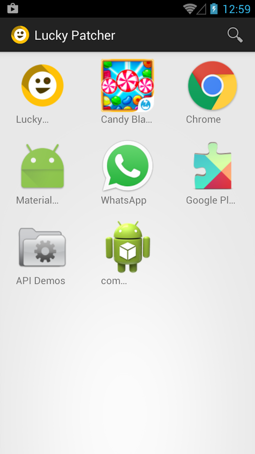 Lucky Patcher v5.3.2 version of the latest Android