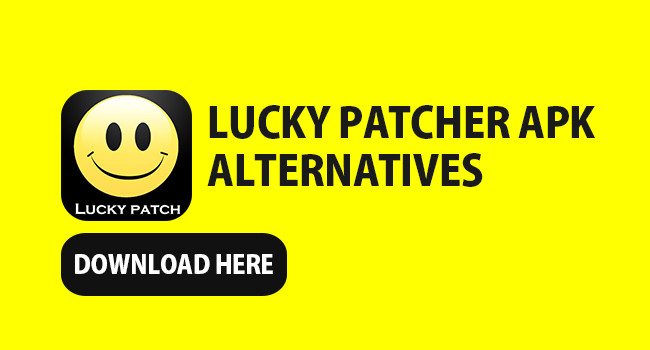 Fix bugs in lucky patcher