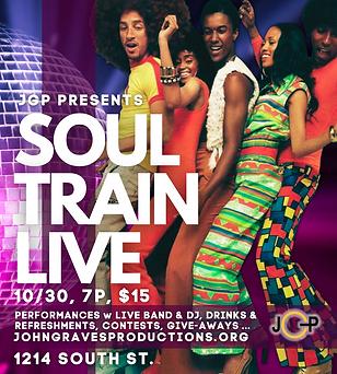 Soul Train Live 1