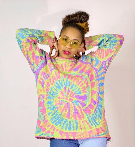 TieDye Sweater