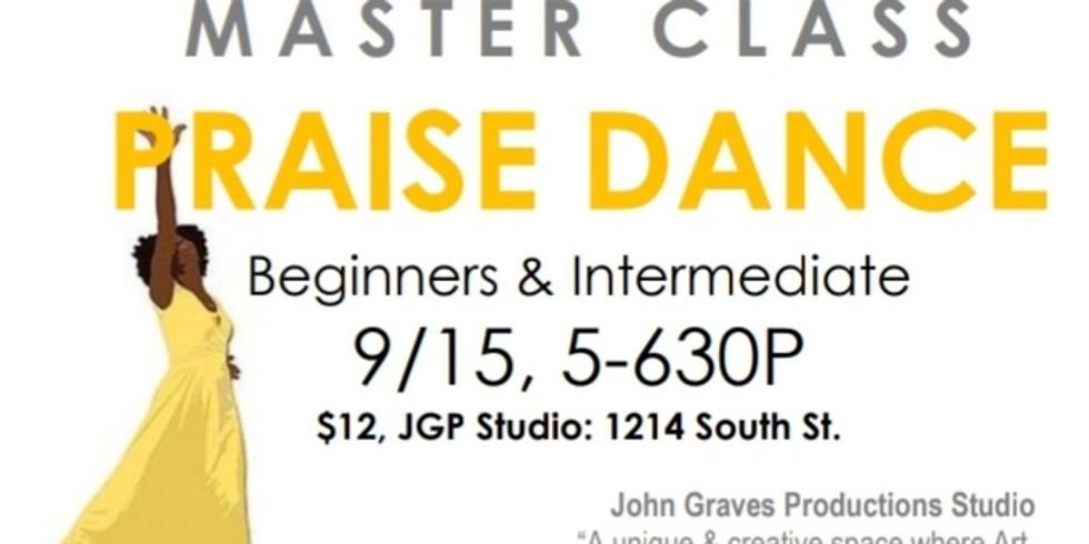 Master Class: Praise Dance