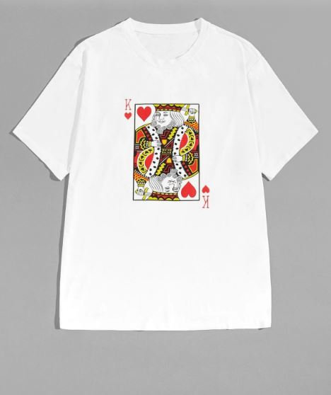 Poker Card Top