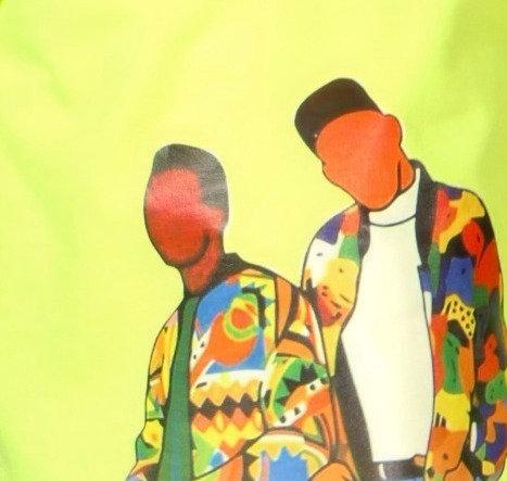 Fresh Prince & Jazzy Jeff SweatShirt