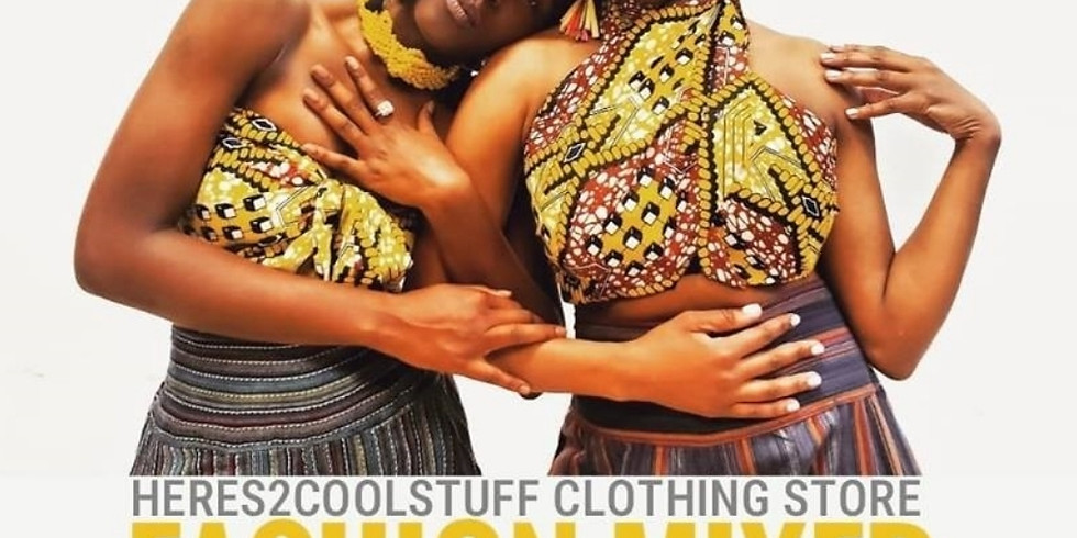 Heres2CoolStuff Fashion Mixer