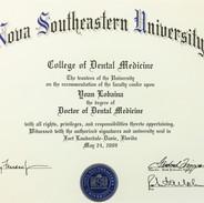 dmd degree from Nova.JPG