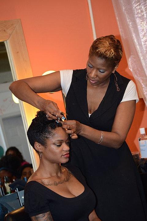 Mahogany Soul Natural Hair Salon Lakewood Wa