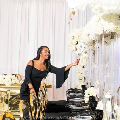 DFW wedding florist