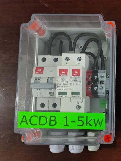 ACDB 1-5KW