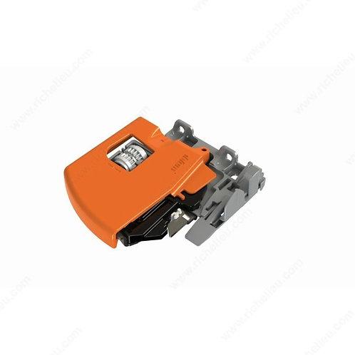 Locking Devices for Drawer Slides, Adjustable Mount, Pair
