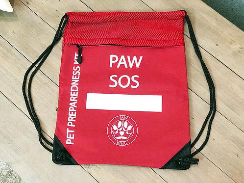 Emergency Pet Preparedness Bag