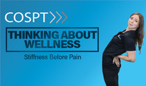WEEKLY WELLNESS - Stiffness Before Pain