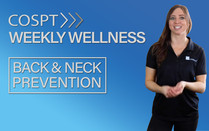 WEEKLY WELLNESS - Upper Back & Neck Pain Prevention