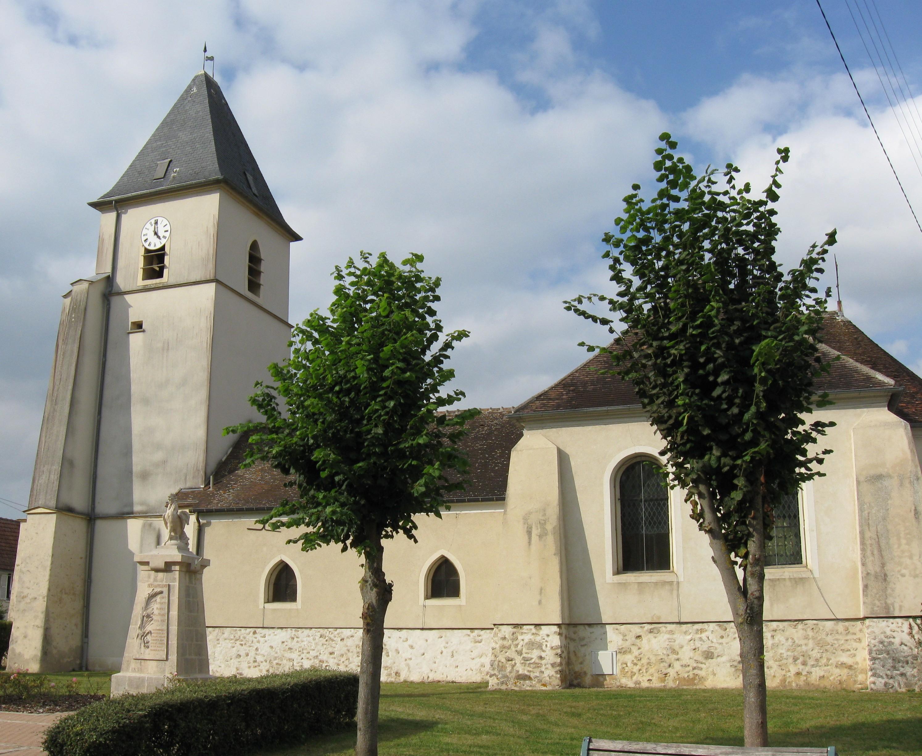 St Hildevert -Isles-lès-Villenoy