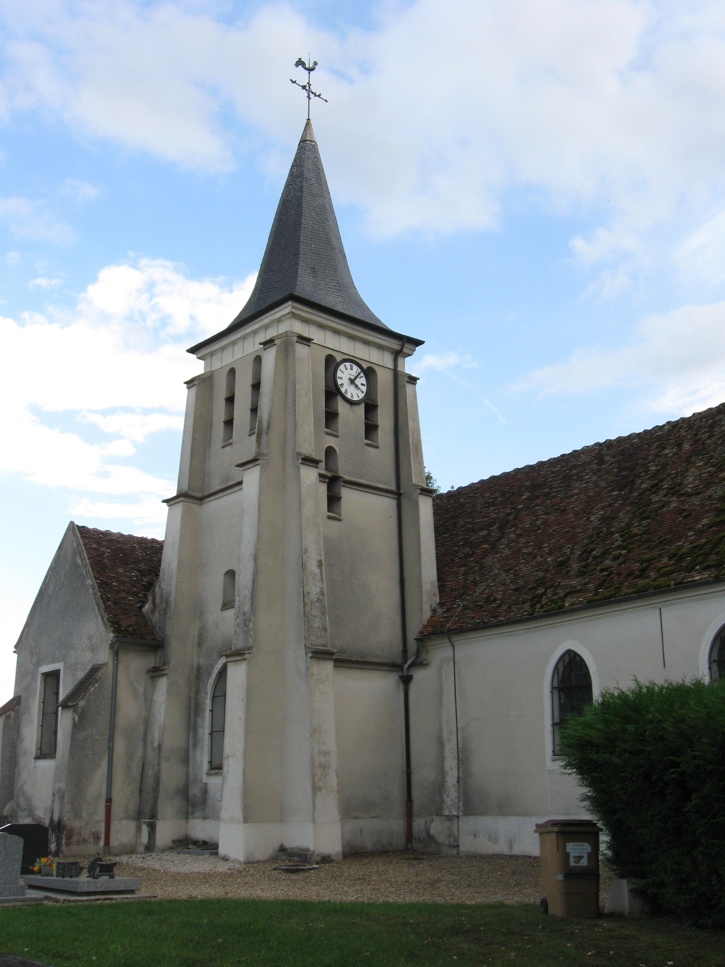 St Maurice - Vignely