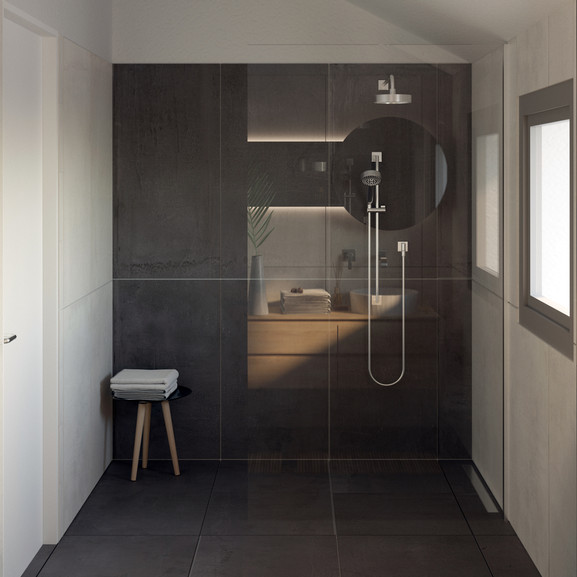 MS86A_Maciej Sokolnicki Architects_Main bathroom_Crans pres Celigny_02