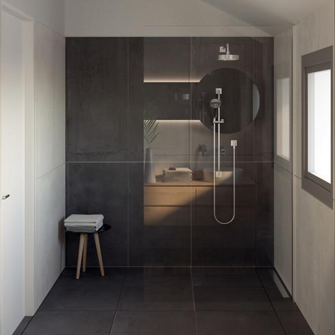 MS86A_Maciej Sokolnicki Architects_Main bathroom_Crans pres Celigny_02