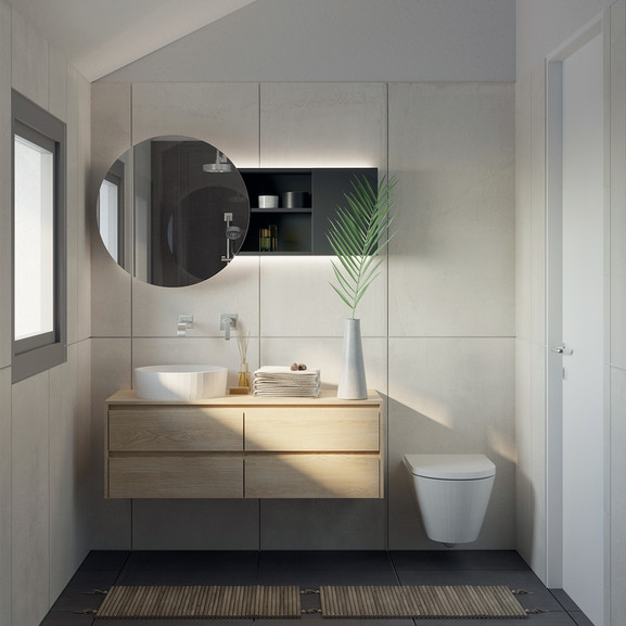 MS86A_Maciej Sokolnicki Architects_Main bathroom_Crans pres Celigny_01