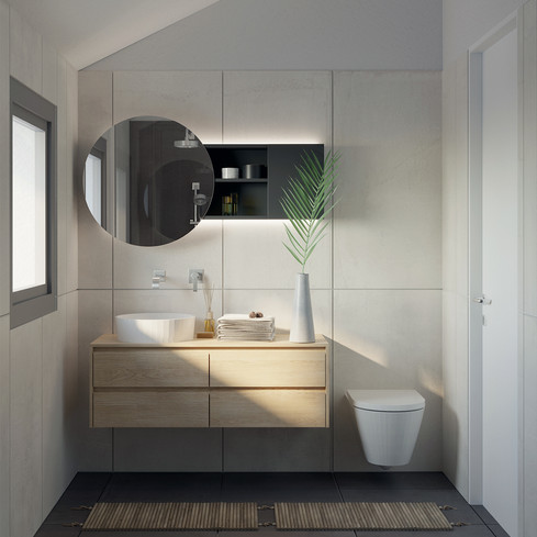 MS86A_Maciej Sokolnicki Architects_Main bathroom_Crans pres Celigny_01