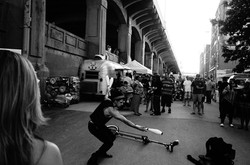 D'Vaude-Street Performing-BLVDIA