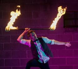 Jason D'Vaude - Vaudeville Fire