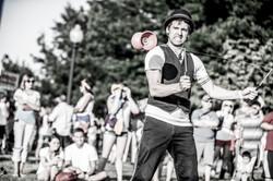 Jason D'Vaude, Riverfest KC, Diabolo