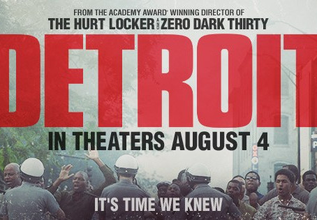 Detroit - a difficult film to watch and a lesson for today