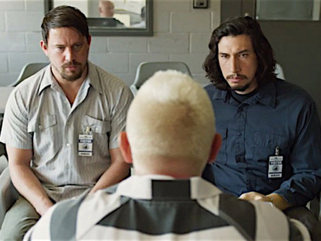 Logan Lucky: they took the chains off Daniel Craig